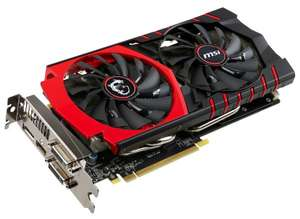 MSI GTX 970 GAMING 4G GeForce GTX 970 Grafikkarte
