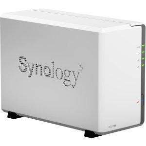Synology DS215j - 2-Bay NAS - 132,99€  inkl. Versand