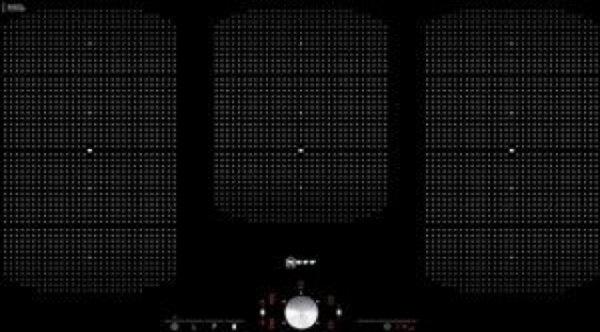 [getgoods] Neff 5597 x autarkes 90cm 3 Vario Zonen Induktionsfeld