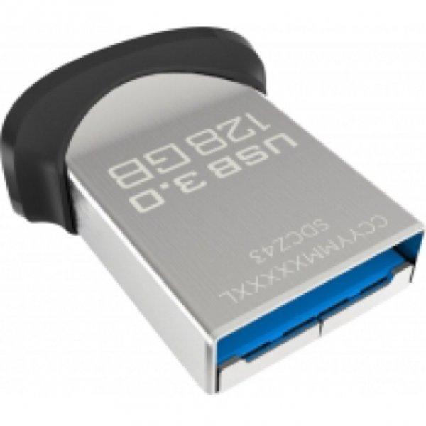 SanDisk Ultra Fit USB-Flash 128GB USB 3.0 (Amazon Prime)