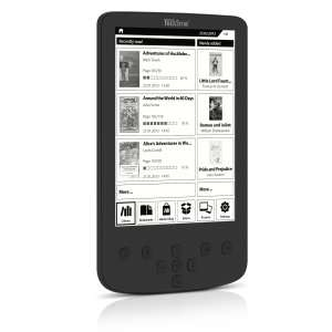ebook-Reader Trekstor Pyrus 2 LED für 44€ // idealo 49,90€