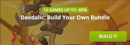 [GOG.com] Daedalic Bundles 85% reduziert