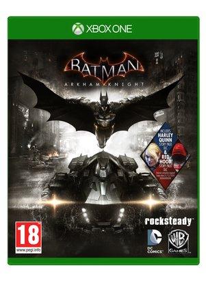 (One/PS4) Batman Arkham Knight Red Hood Edition für ca. 39,40 €