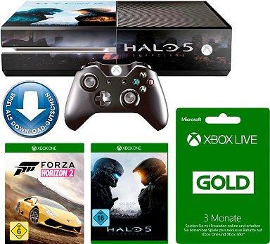 XBox One Forza und Halo