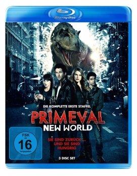 [Blu-ray] Primeval: New World - Die komplette erste Staffel @ Alphamovies