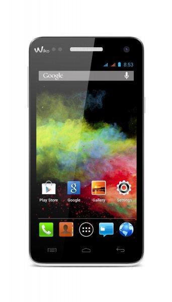 [Amazon.it] Wiko Rainbow Dual-SIM (5'' HD IPS, 1,3 GHz Quadcore, 1GB RAM, 4GB intern + microSD, 2MP + 8MP, 2000 mAh wechselbar, Android 4.4) für 88,64€