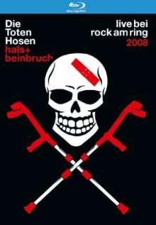 [Blu-ray] Die Toten Hosen: Hals + Beinbruch: Live bei Rock am Ring 2008 (8,99€) @ JPC