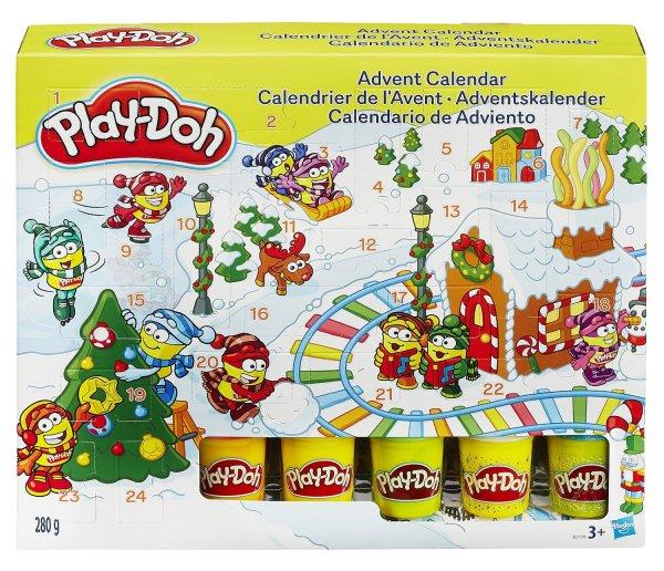 [Amazon] Play-Doh Adventskalender REDUZIERT!!! Nur 9,99€ anstatt 19,99€ WIEDER VERFÜGBAR!!!