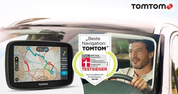 [ Lokal Mediamarkt Köln] TomTom GO50 Testsieger Navi für 119€