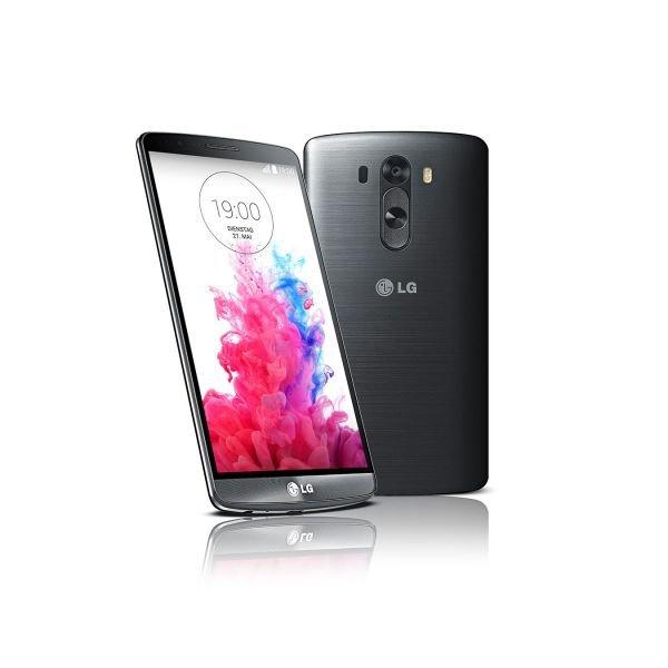 LG G3 32GB Schwarz zum Bestpreis @Getgoods mit Gutschein SALE20