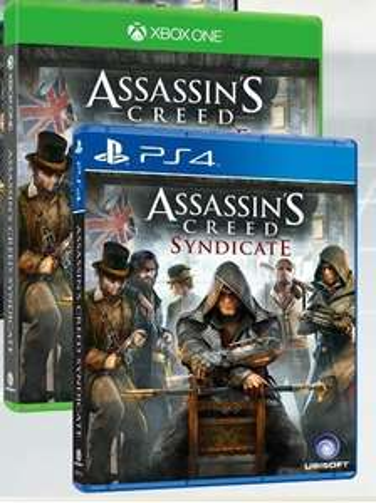 [HDGameshop.at] Assassin's Creed Syndicate (Special Edition)(PS4 und XboxOne) AT-Pegi für je 39,99€ Versandkostenfrei.Mit FarCry 4 20,-€ mehr**Update**Nur noch PS4 Version