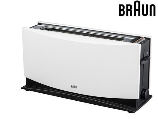 Toaster von BRAUN HT550 bei Ibood