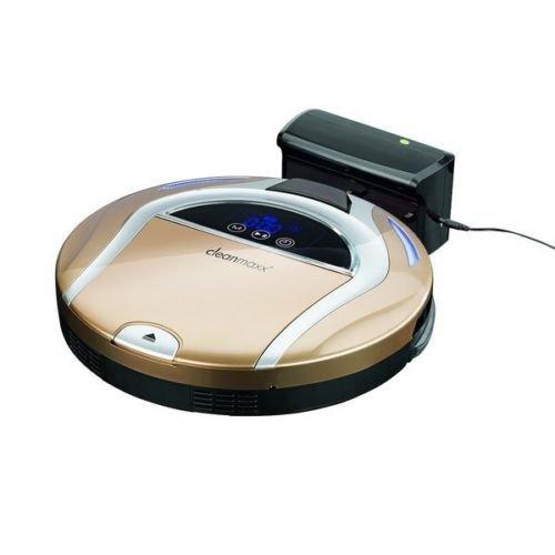 [Ebay] cleanmaxx Saugroboter vollautomatischer Staubsauger Roboter Smart Plus für 129.-