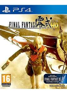 (Base.com)  Final Fantasy Type-0 HD (PS4) für 15,71€ inkl. VSK