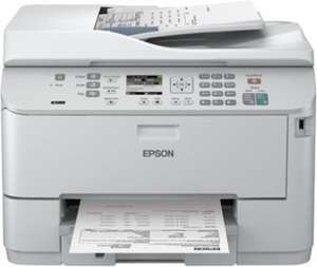 EPSON M4595DNF schneller Monochrom-Inkjet 4in1+Duplex-Druck+Duplex-Scan+Netzwerk+0.4 Cent Tinte/ Seite statt 340 zu 300 Euro @intuiflex