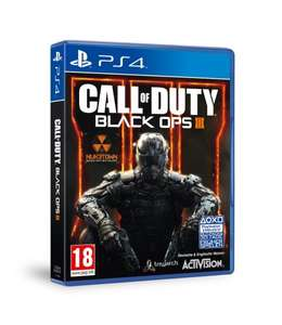 Call of Duty: Black Ops 3 PS4 D1 eBay WoW Tages Deal