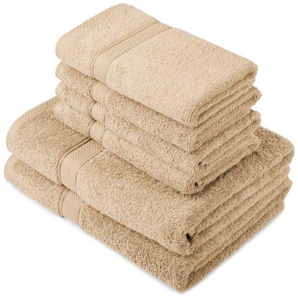 Handtücher aus ägyptischer Baumwolle bei Amazon