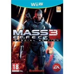 (Wii U/TheGameCollection) Mass Effect 3 Special Edition für 9,80 €