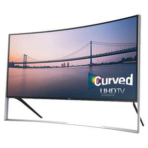 "UHD 105S9 Series Curved Smart TV - 105"" Class (104.6"" Diag.)"
