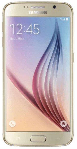 (SATURN OSNABRÜCK) Samsung Galaxy S6 32 GB - D1-Netz (md), Telekom Flat, Wunschnetz-Flat, 100 Min, SMS-Flat 19,99€ mtl. einmalig 1€