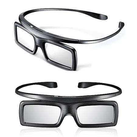 2 Stück Samsung SSG-P30502 3D-Active-Shutter-Brille
