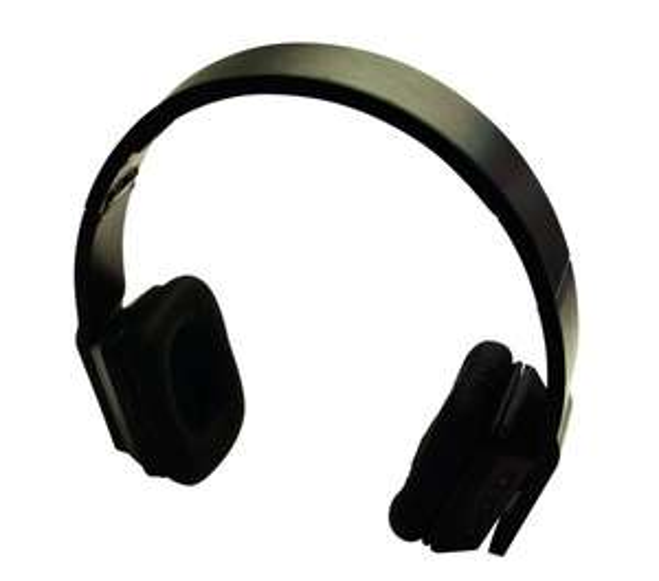 [Amazon.de-Prime] TX HEM30TXBT-BK Bluetooth-Kopfhörer mit Mikrofon, Schwarz