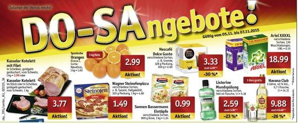 [Sky-Center] DO-SA Angebote bis 7.11 Dolce Gusto 3,33€  oder  Wagner Steinofen Pizza oder Flammkuchen je 1,49€