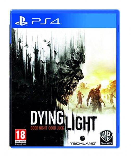 [Rakuten.co.uk] Dying Light PS4 für ~ 30,18 € ( -6,65 € in Superpunkten)