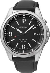 Seiko Herren-Armbanduhr Kinetic SKA611P2 für 99,75 € @Amazon.it