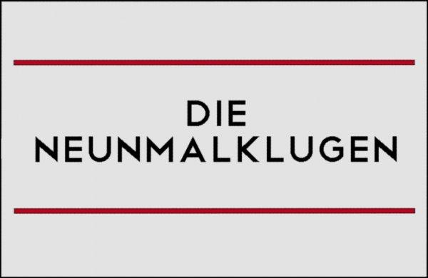 Freikarten für TV-Show ''Die Neunmalklugen'' (11.11.2015, ab 18:15 Uhr im Harbour-Club, Köln-Deutz)