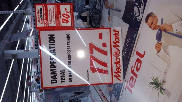 Tefal GV 8461 nur 177 € Media Markt Bielefeld