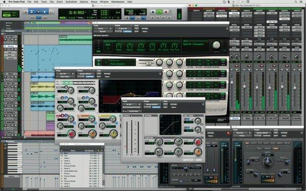 Profi-Musikwerkzeug: Avid Pro Tools First jetzt umsonst statt 950,- €