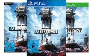 [Groupon] Star Wars Battlefront bei Groupon PS4 Xbox One und PC