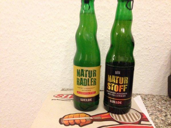 [FREIBIER!!!][LOKAL] Kaufland HD-Pfaffengrund  Welde Naturstoff (Alkohol) & Naturradler (Alkoholfrei)