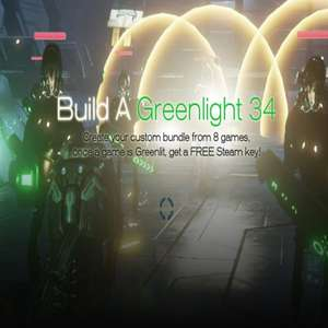 [STEAM?] Build a Greenlight-Bundle 34 @ Groupees