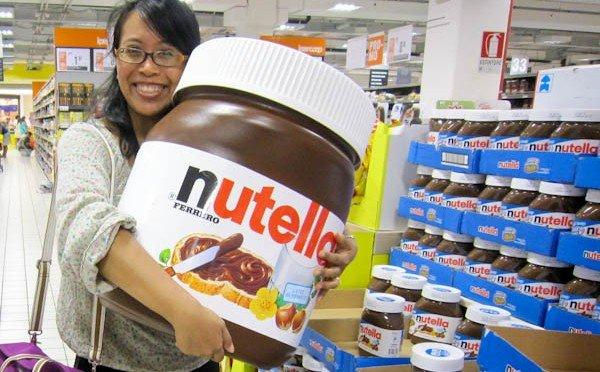 [ HIT Markt ] Nutella 880 g für 2,69 € ( 3,06€/kg)
