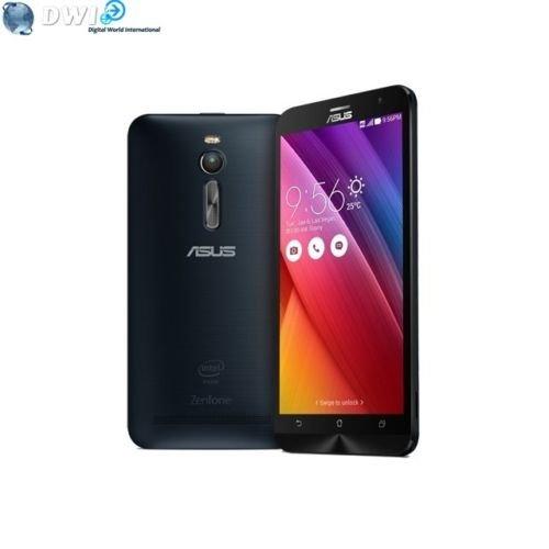 [ebay.de/NL] Asus Zenfone 2 LTE + Dual-SIM 5,5'' FHD IPS, 2,3 GHz Intel Atom Z3580 Quadcore, 4 GB RAM, 64 GB ROM, 3000 mAh mit Quickcharge, kein Hybrid-Slot, Android 5.0 für 285,00€ (schwarz/gold)