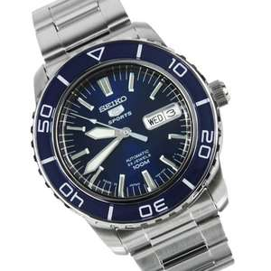 "Seiko ""Glossy 5"" SNZH53 @Amazon.de"