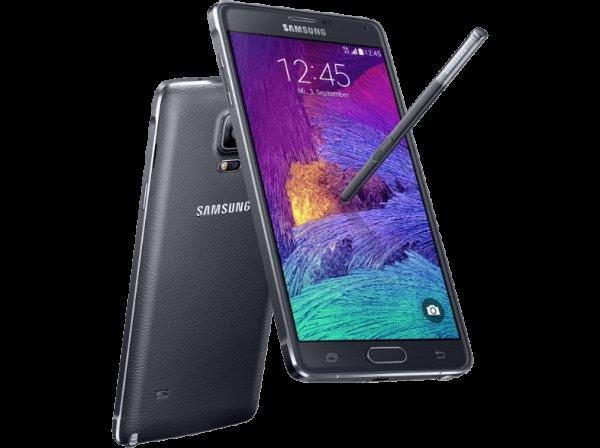 Samsung Galaxy Note 4 bei Saturn Online