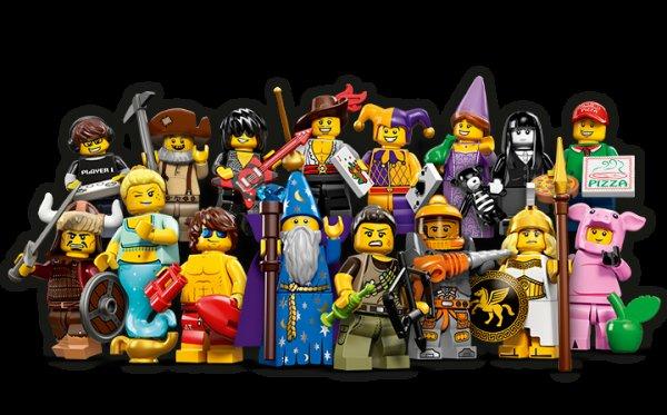 [TOYSRUS] 6x Lego Minifigures für 10 Euro und 10x Playmobil Minifigur 10 Euro