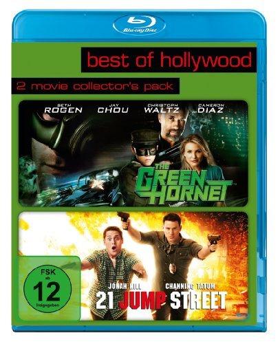 [Saturn] 21 Jump Street + Green Hornet (2x Bluray) für 7,99€ versandkostenfrei
