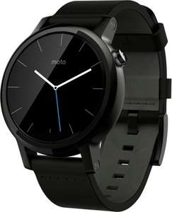 Motorola Moto 360 (2nd Gen - 2015) 42mm für 265,29€ - Amazon IT