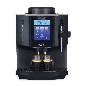 "Solac CA4816 Kaffeevollautomat ""Neo Espression Supremma"" schwarz für 242,25 Euro"