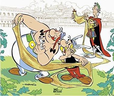 Asterix - Der Papyrus des Caesar 5,99€ zzgl 1,50€ Versand