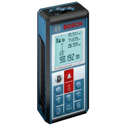 [Online] Bosch Bang -> Bosch Laser Entfernungsmesser GLM 100 C -> 25€ Gutschrift