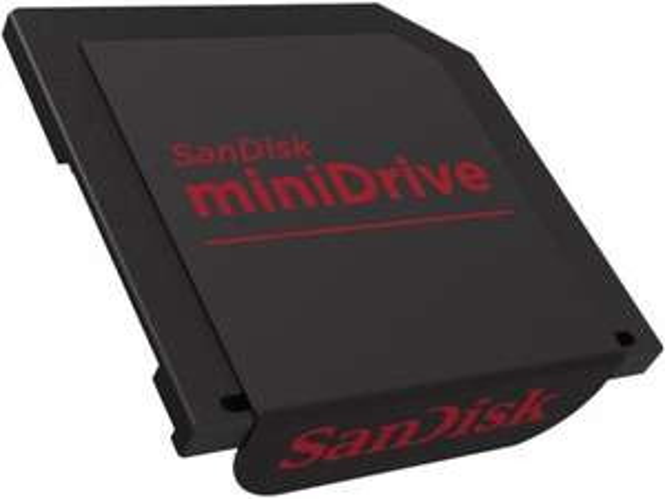 SanDisk Ultra miniDrive 64 GB für Apple MacBook für 19,90 €