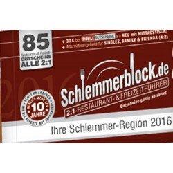 5+1 Schlemmerblöcke für 64,75 (10,80€ pro Block) und weitere Rabatte