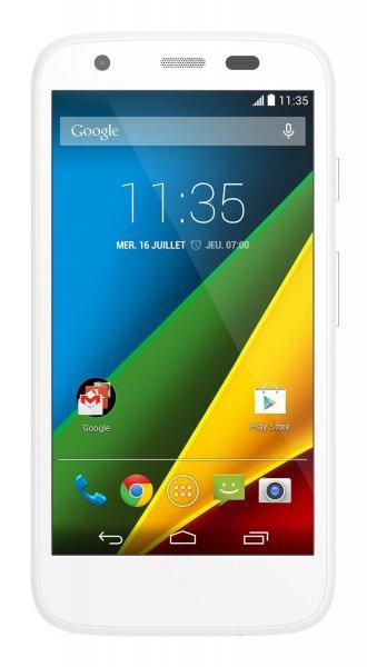 """Motorola Moto G 4G LTE Weiß - ab 79€ - Zustand """"sehr gut"""""""