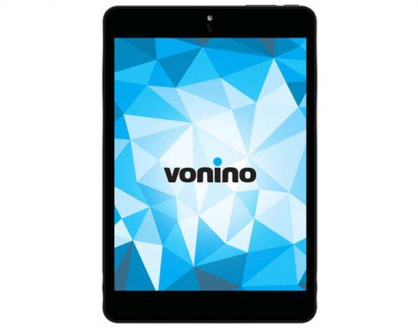 [cw-mobile] Vonino Sirius EVO QS 20,1 cm (7,9 Zoll) Tablet-PC schwarz/blau Android 4.2.2 1,6GHz Quad-Core Cortex A9 1GB RAM 8 GB Speicher 1024x768 IPS Multi Touch