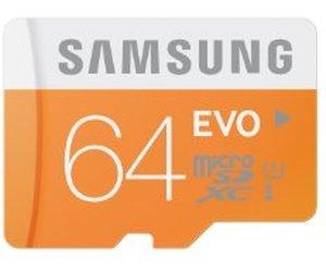 [Ebay Mediamarkt] Samsung Speicherkarte MicroSDXC 64GB GB EVO UHS-I Grade 1 Class 10 mit SD Adapter für 15,99€.Update....Versandkostenfrei